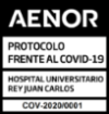 Sello AENOR-COV-2020-0001-HURJC